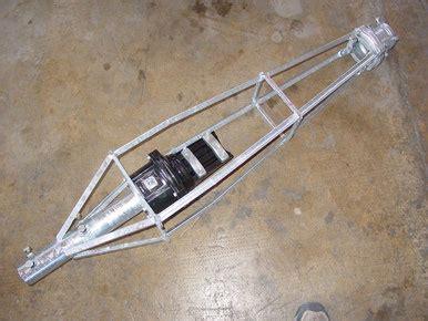 gabbia rotore autocostruzione iz4oro