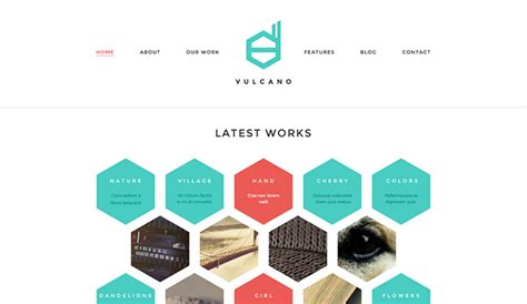 graphic design themes wordpress 20 beautiful and refreshing flat ui wordpress themes web