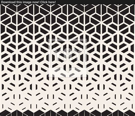 vector pattern hex vector seamless black and white hexagon triangle split