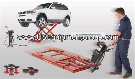 portable car lifts for home garage smalltowndjs