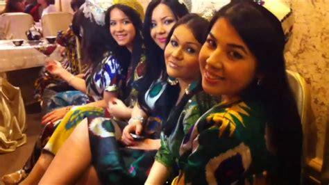 uzbek qizlarmp4 watch video online vidoser uzbek girls in national clothes milliy libosli o zbek