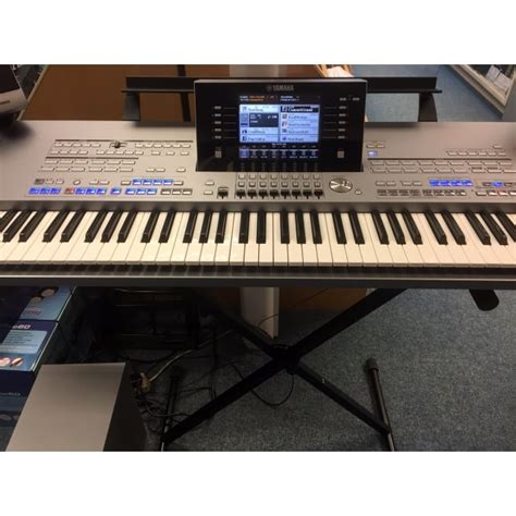 Keyboard Yamaha Tyros 5 yamaha tyros 5 keyboard 76 key refurb from rimmers