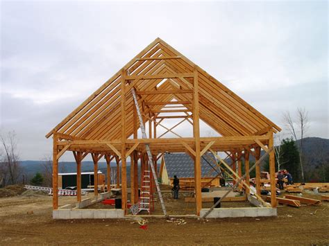 sandy atvtworks  timber frame experience
