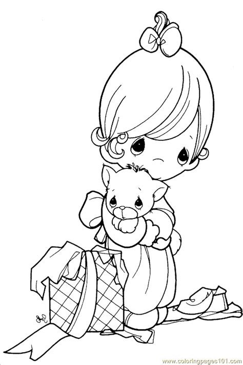 precious moments christmas coloring pages gianfreda net
