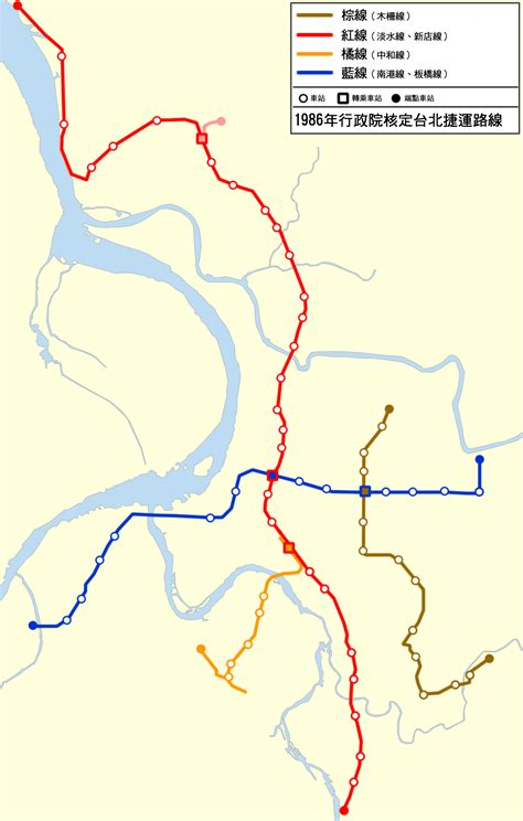 map route file trts route map 1986 png wikimedia commons