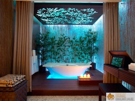 tropical bathroom lighting modern blue bathroom designs ideas 171 home highlight