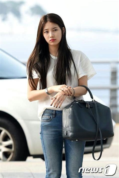 asian fashion designer in cadillac commercial 2015 suzy bae airport fashion lily asianstyle korean