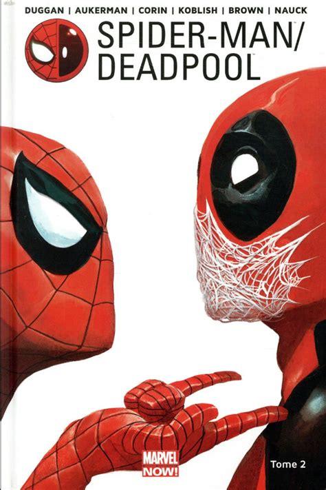 telecharger gratuitement deadpool 2 2018 torrent t 233 l 233 charger spider man deadpool panini tome 2