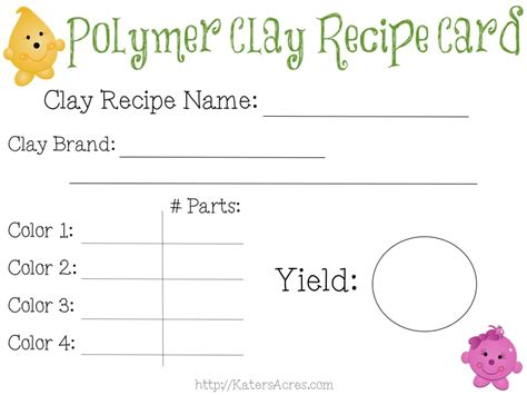 katersacres premo polymer clay recipe for gold