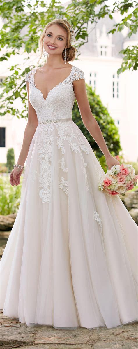 Marriage Gown Dress by Wedding Dresses By Stella York 2017 Bridal