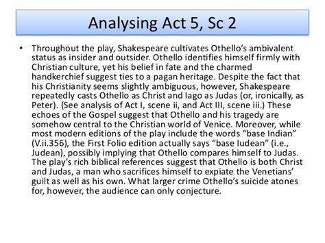 Othello Tragic Essay Conclusion by Othello As A Tragic