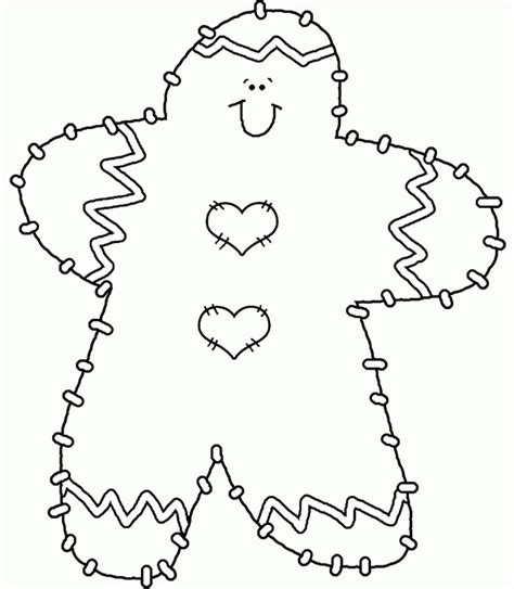 gingerbread baby coloring page gingerbread baby coloring pages coloring home