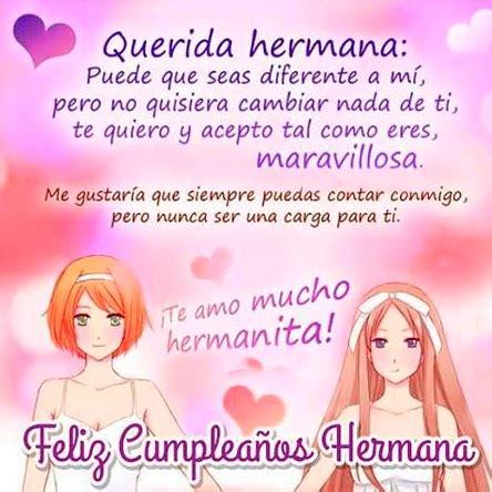 imagenes de feliz cumpleaños para una hermana que esta lejos originales mensajes de feliz cumplea 241 os para una hermana