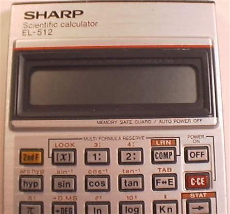 visitor pattern calculator sharp el 512 calculator manual