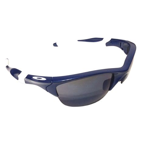 Oakley Half Jacket 2 0 oakley half jacket 2 0 mph sunglasses team blue
