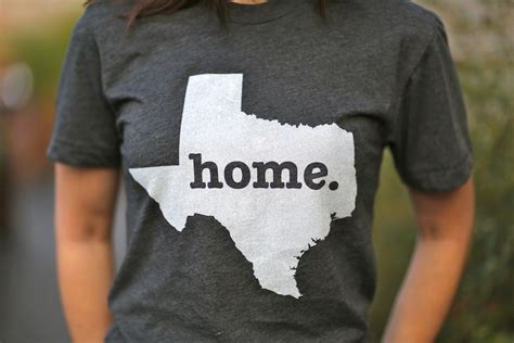 the home t shirt