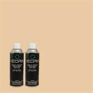 hedrix 11 oz match of 329 antique beige flat custom spray