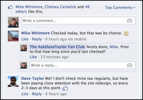 Comments Now Enabled by Enable Threaded Comment Reply On Fan Pages Ask