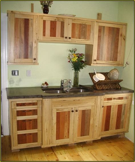Kitchen Cabinets Made Out Of Pallets Kitchen Cabinets Out Of Pallets Home Design Ideas