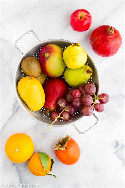 fruits for new year twelve fruits and a new year s tradition junblog