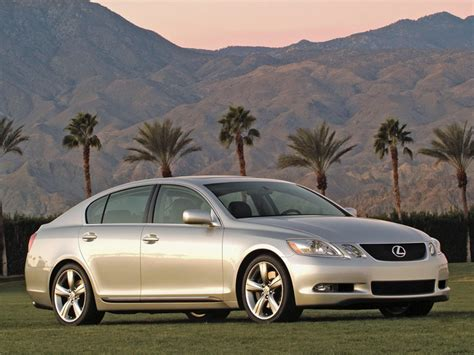 2006 lexus gs 430 information and photos zombiedrive