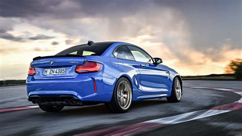 bmw  cs arrives  limited edition  enthusiasts
