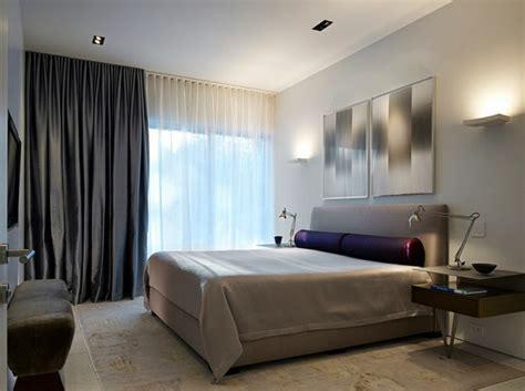 coole ideen fürs schlafzimmer gardinen schlafzimmer ideen
