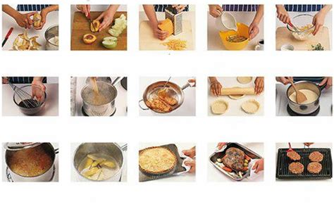 Food Preparation Mixy by Food Preparation And Cooking Exercise Lesson