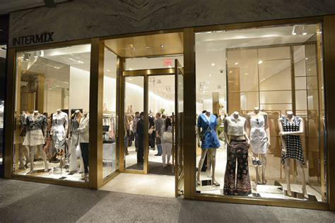 Dallas Event Intermix Opening by Intermix Bal Harbour Celebrates Grand Re Opening