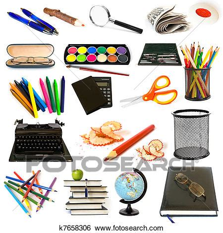 education theme drawing stock images of group of education theme objects k7658306
