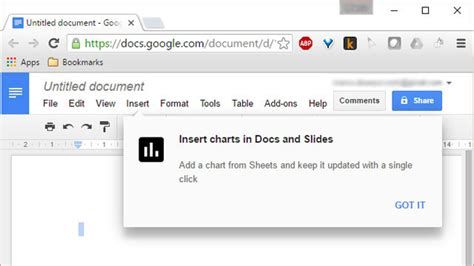 google sheets docs slides just got much much smarter now insert and link spreadsheet charts into google docs