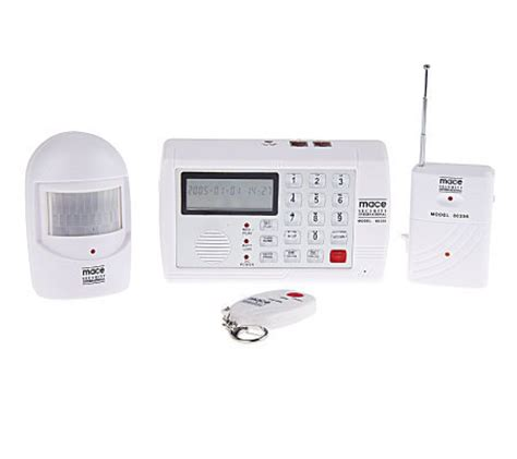 mace wireless home security system page 1 qvc