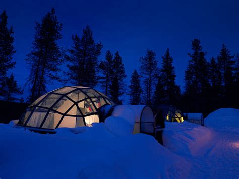 where to stay to see the northern lights coolest place to stay and see the northern lights