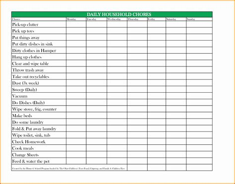 Responsibility Chart Template by 7 Responsibility Matrix Template Excel Exceltemplates