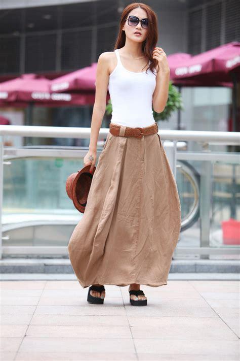 khaki skirt dressedupgirlcom
