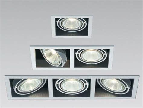 Spot Halogene Plafond by Spot Halog 232 Ne Encastrable De Plafond Cardan Basse