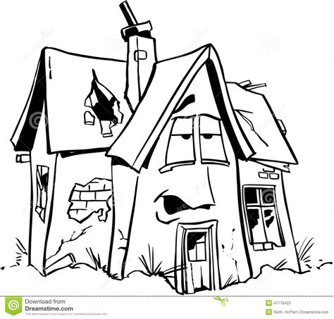 Small Home Repair Home Repair Real Estate Vector Clipart Stock