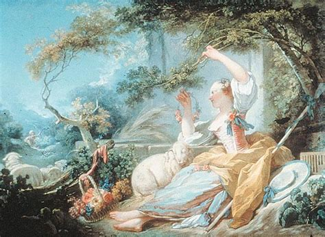 the swing watteau shepherdess by jean honor 233 fragonard artinthepicture com