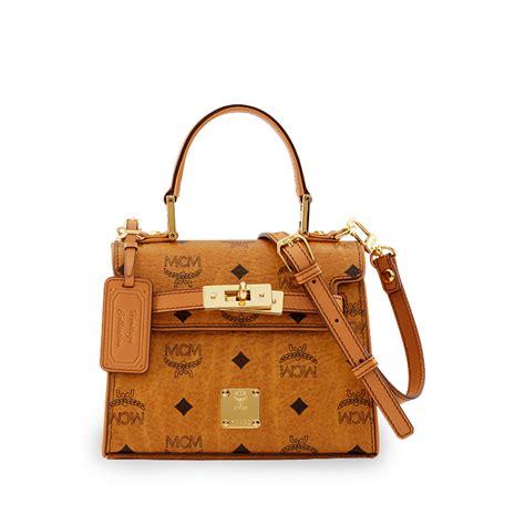 mcm heritage line satchel mini mcm 00271 135 58