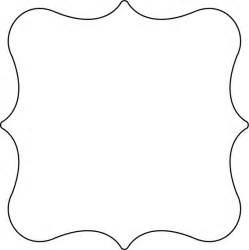 shape templates free cake templates clear scraps xl shapes printable pages