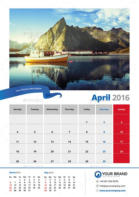 wall calendar layout design 19 marketing calendar template word pdf psd eps ai