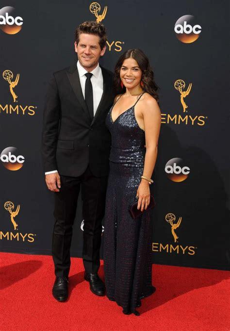 actress america ferrera america ferrera and husband ryan piers williams are