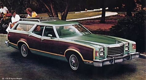 green station wagon 1972 green ford ltd station wagon for sale autos post