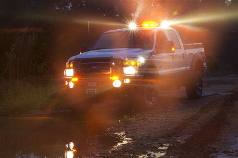 construction truck strobe lights front fender strobe install how to improve vehicle