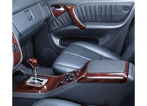 W163 Interior by Mercedes Ml Class 1998 2005 W163 Panels Doors