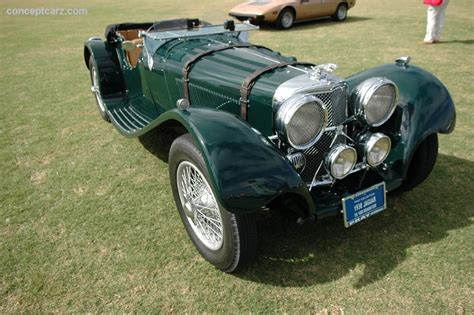 ss jaguar 100 1938 ss cars ss 100 conceptcarz