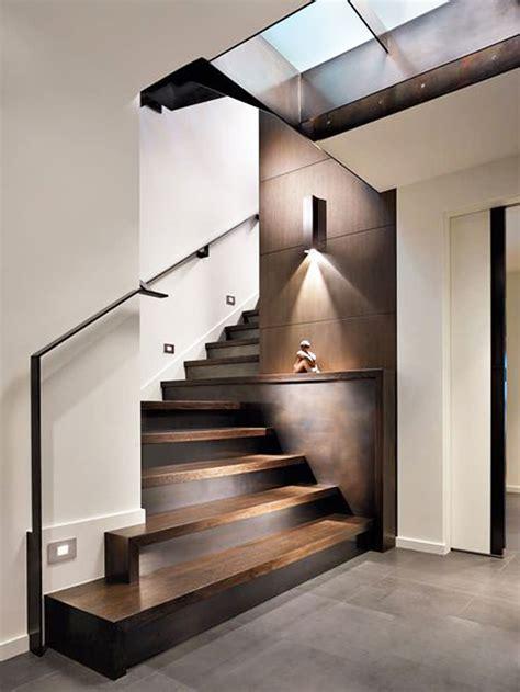 corrimano scala interna corrimano e ringhiere per scale dal design moderno