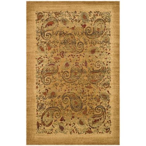 11 X 12 Area Rug Safavieh Lyndhurst Beige Multi 8 Ft 11 In X 12 Ft Area Rug Lnh224a 9 The Home Depot