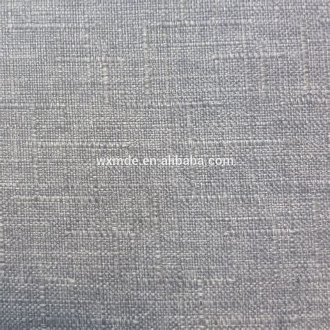 sofa upholstery material 100 polyester fabric for sofa or upholstery linen look