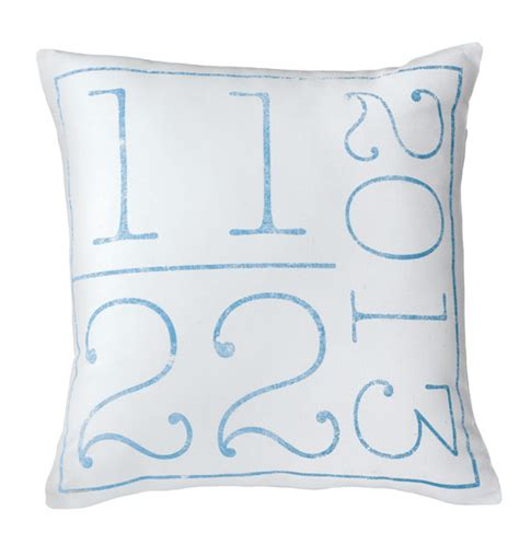 Birth Pillow by Birth Date Pillow Personalized Throw Pillow Exposures